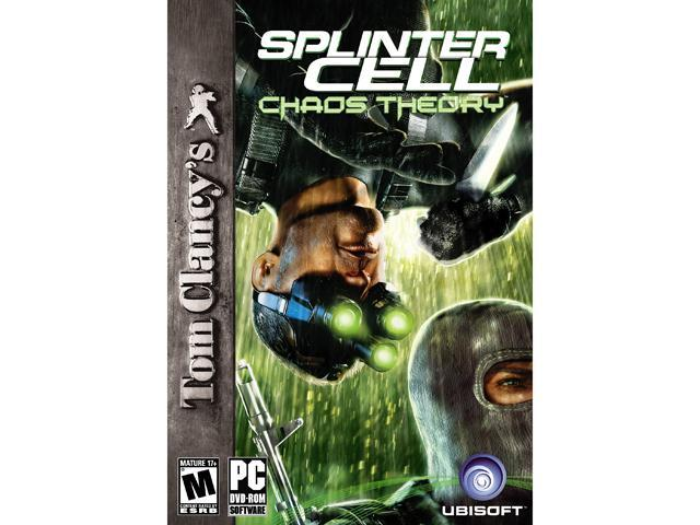 Tom Clancy's Splinter Cell Chaos Theory [Online Game Code]