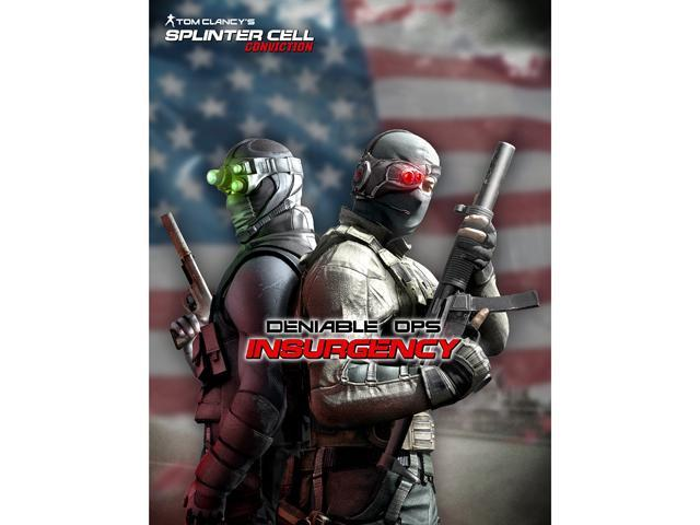 Tom Clancy's Splinter Cell Conviction Insurgency DLC Pack for Windows [Online Game Code]