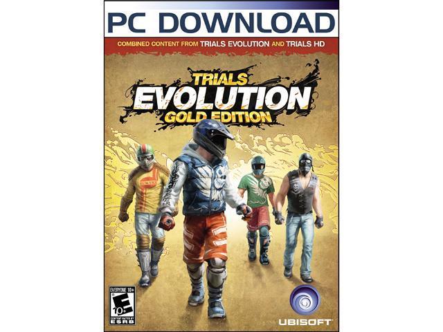 Trials Evolution: Gold Edition [Online Game Code]