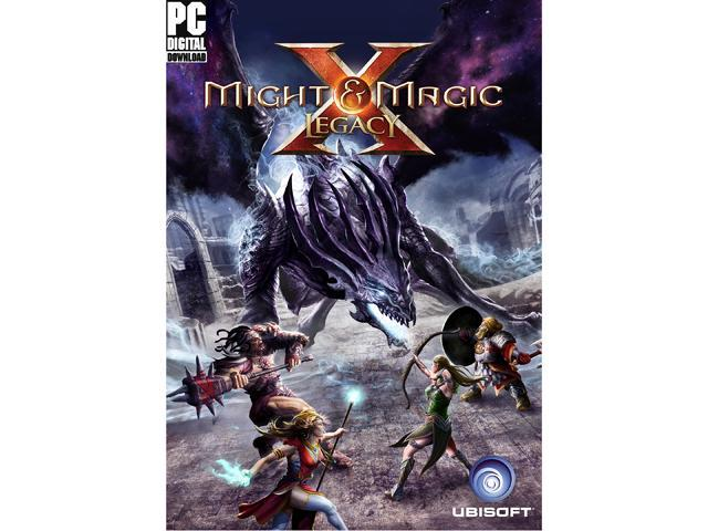 Might & Magic X Legacy [Online Game Code]