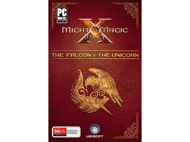 Might & Magic X Legacy: The Falcon & The Unicorn [Online Game Code]