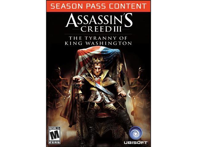 Assassin's Creed III: Season Pass [Online Game Code]