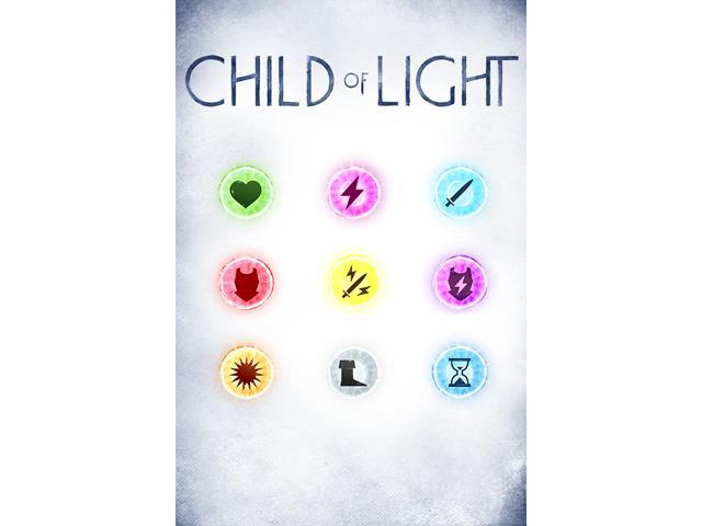 Child of Light DLC# 7 - Light Stardust Pack [Online Game Code]