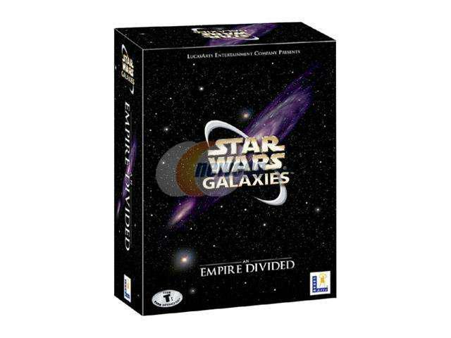 Star Wars Galaxies: An Empire Divided PC Game