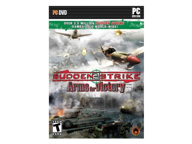 Sudden Strike 3: Arms for Victory PC Game