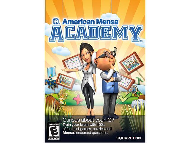 American Mensa Academy [Online Game Code]