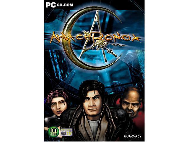 Anachronox [Online Game Code]