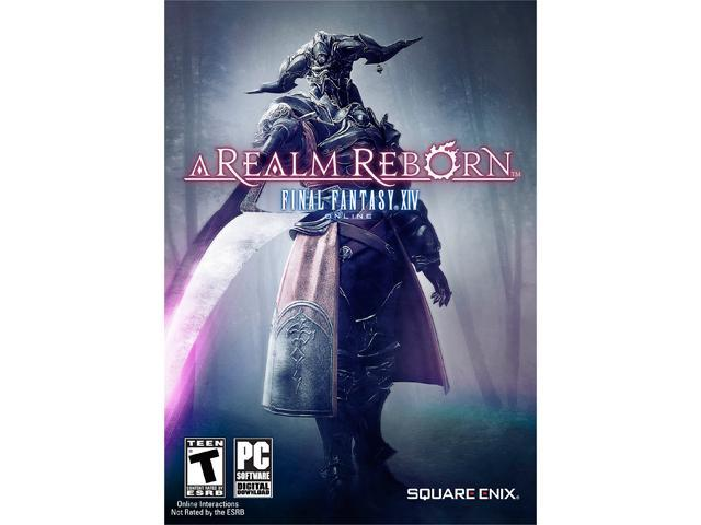 FINAL FANTASY XIV: A Realm Reborn [Game Download]