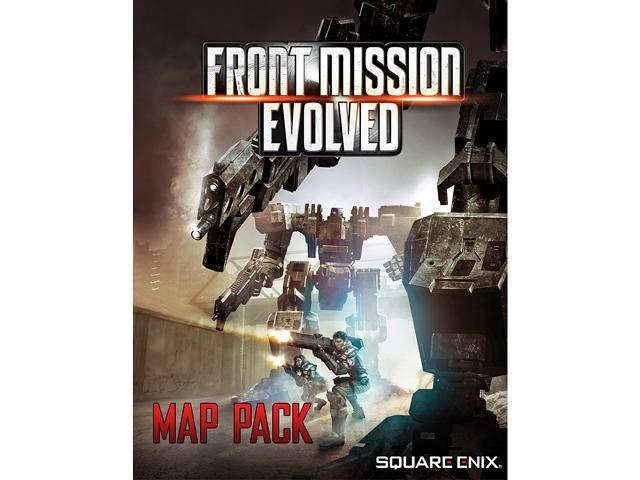 Front Mission Evolved: Map Pack [Online Game Code]