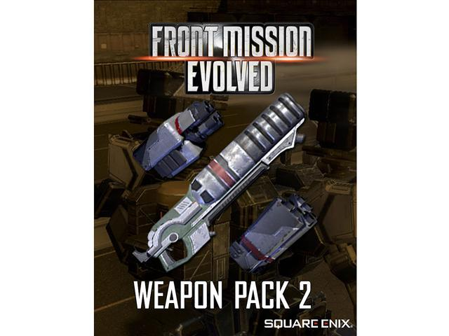 Front Mission Evolved: Weapon Pack 2 [Online Game Code]