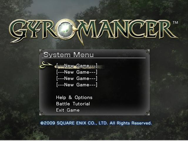 Gyromancer [Online Game Code]