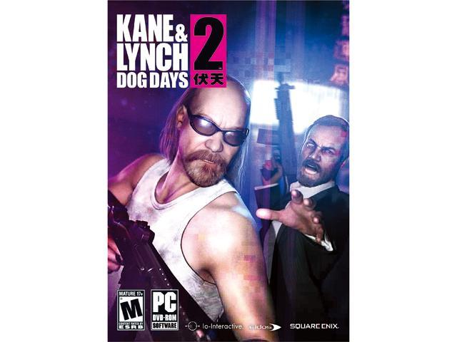 Kane & Lynch 2: Dog Days [Online Game Code]