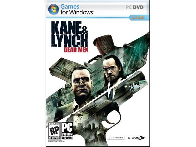 Kane & Lynch: Dead Men [Online Game Code]