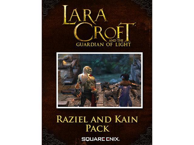 Lara Croft GoL: Raziel and Kain Character Pack [Online Game Code]