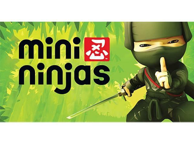 Mini Ninjas [Online Game Code]