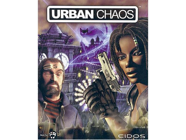 Urban Chaos [Online Game Code]