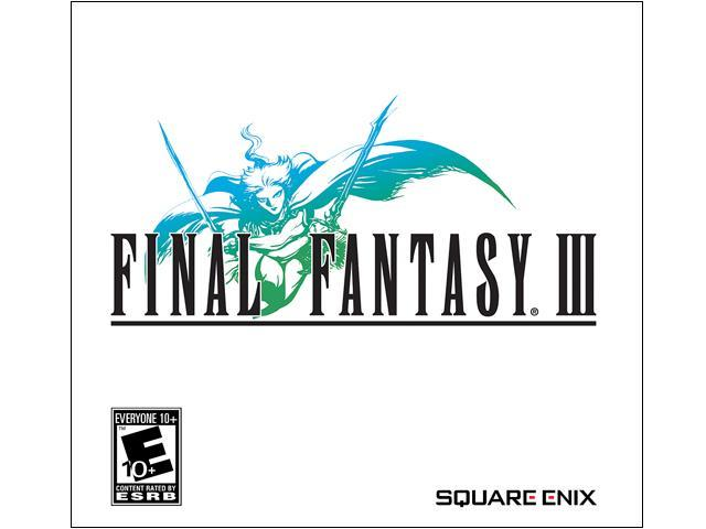 Final Fantasy III [Online Game Code]