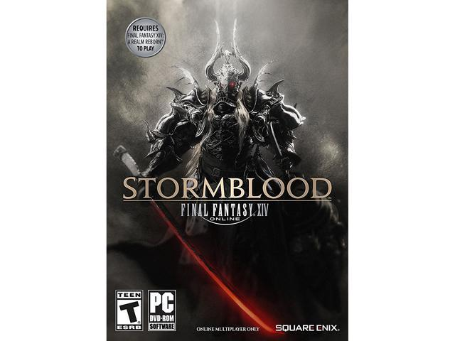 Final Fantasy XIV Stormblood PC Game Download Neweggcom - Create invoice app square enix online store