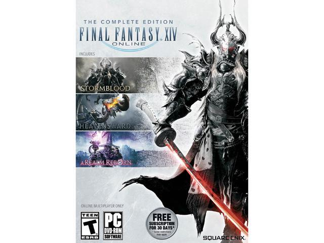 Final Fantasy XIV Online Complete Edition PC [Game Download]