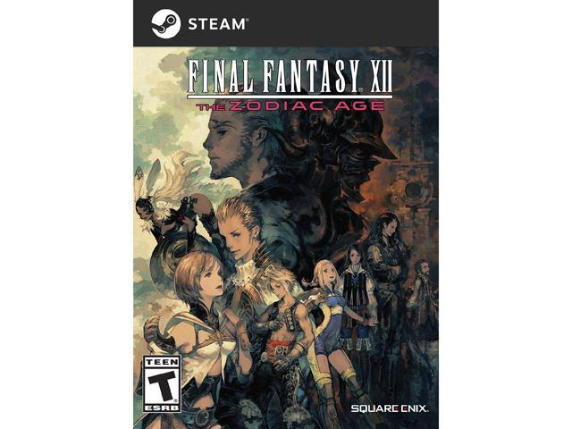 Final Fantasy XII The Zodiac Age Online Game Code Neweggcom - Create invoice app square enix online store