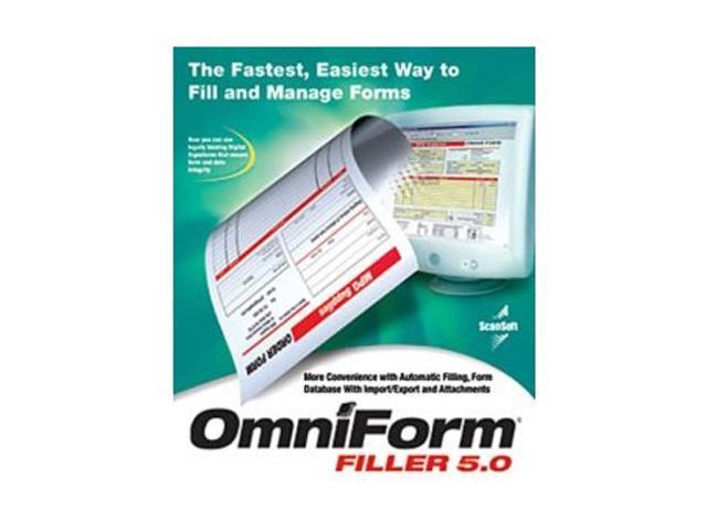 NUANCE OmniForm Filler 5