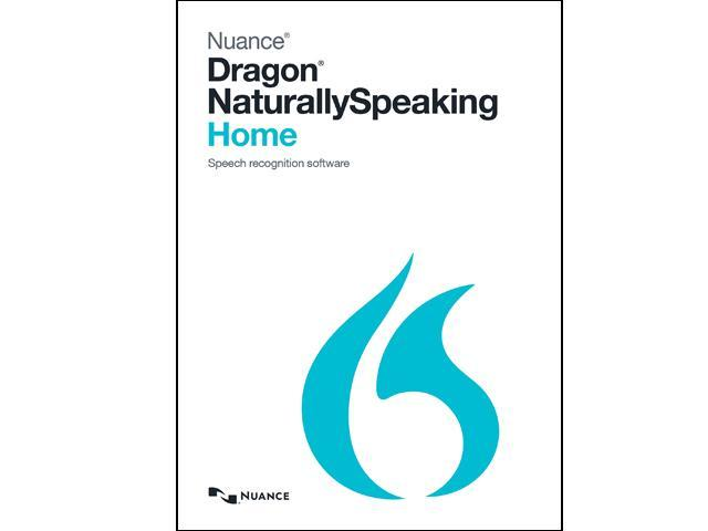 NUANCE Dragon Naturally Speaking Home 13 - Key Card