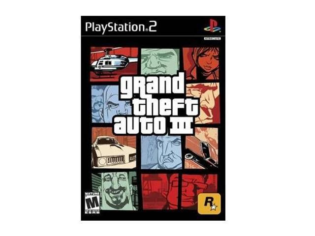Grand Theft Auto 3 Game