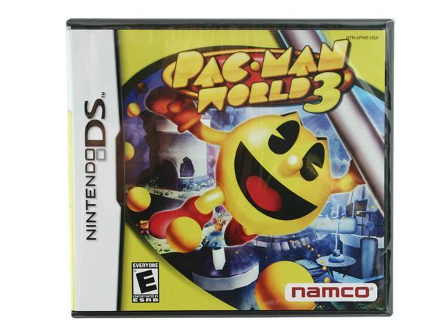 Pac World 3 game