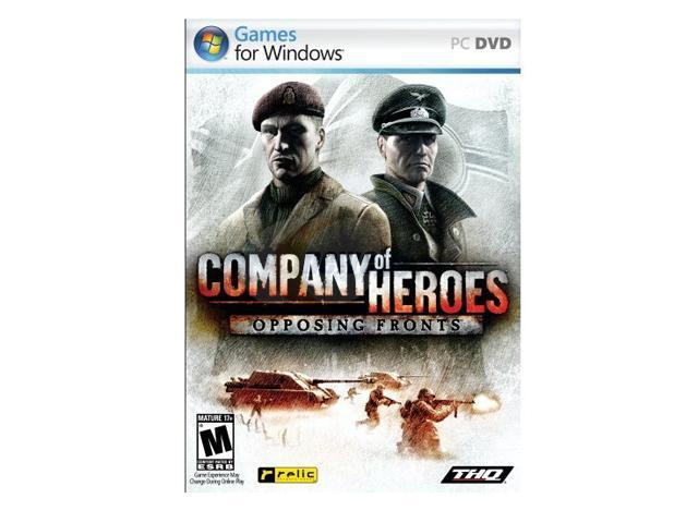 Company of Heroes: Opposing Fronts PC Game