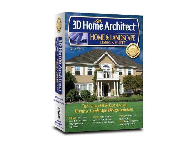 Encore Software 3D Home Architect Home & Landscape Design ...