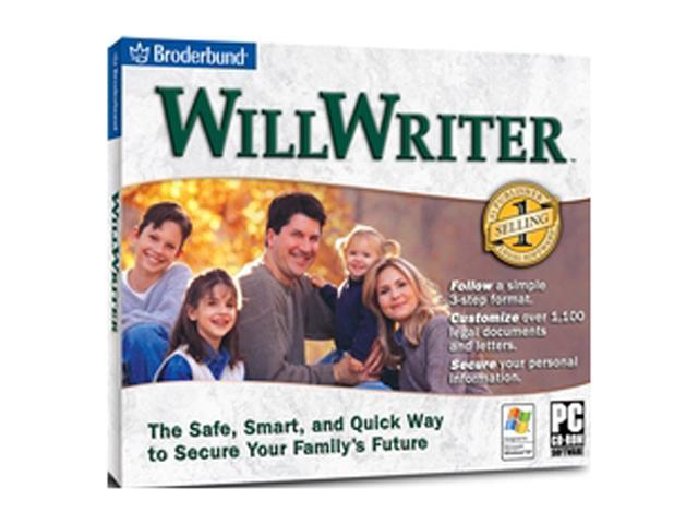 Encore Software Will Writer Deluxe 2005