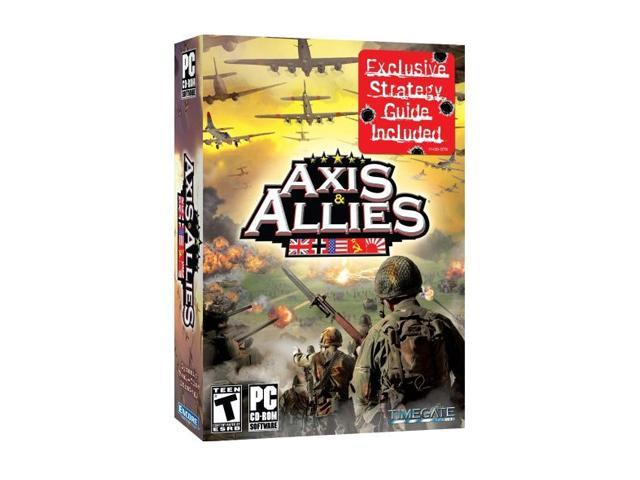 Axis & Allies Collector's Edition PC Game