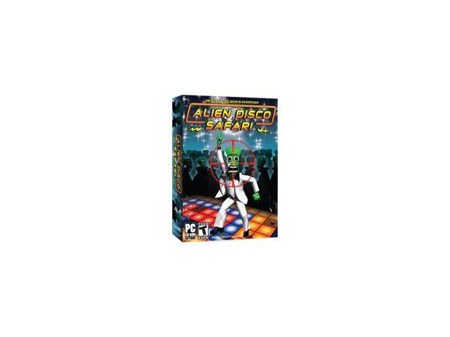 Alien Disco Safari PC Game