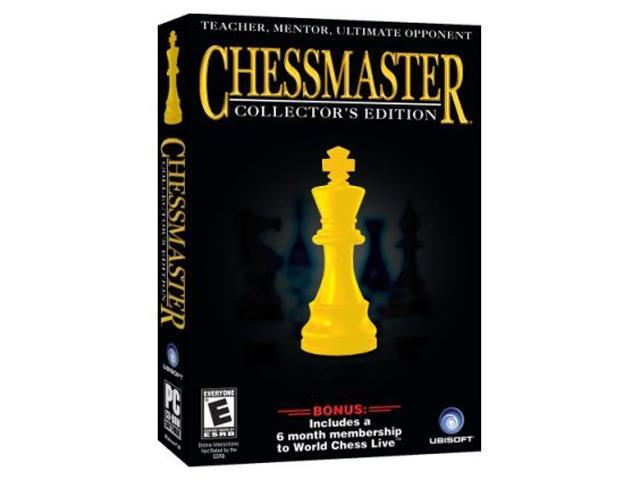 Chessmaster Collector's Edition PC Game