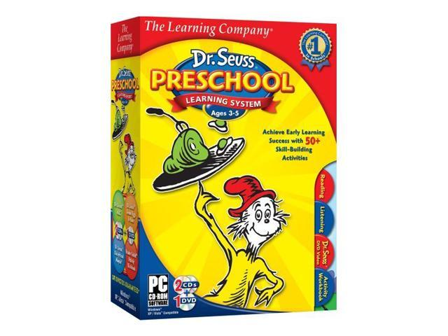 Encore Software TLC Dr. Seuss Preschool Learning System (2009)