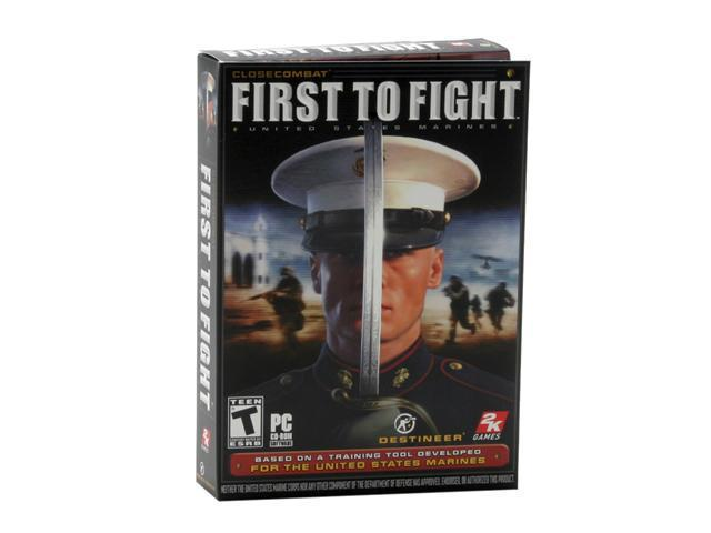 Close Combat: First to fight PC Game