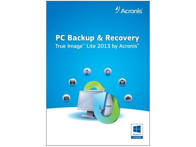 Acronis True Image Lite 2013 - Download