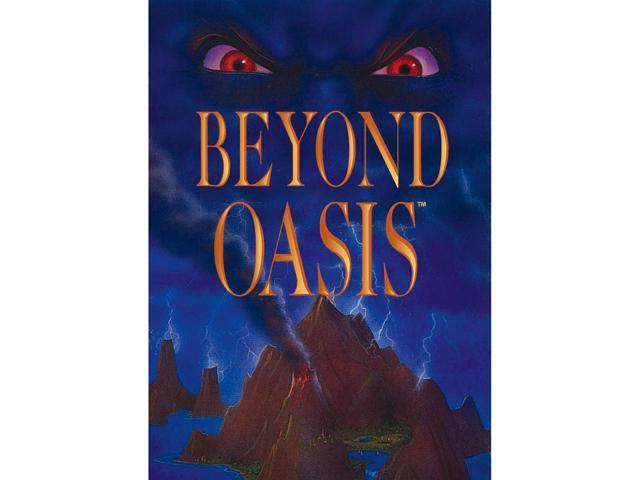 Beyond Oasis [Online Game Code]