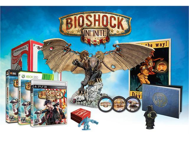 BioShock Infinite: Ultimate Songbird Edition PC Game