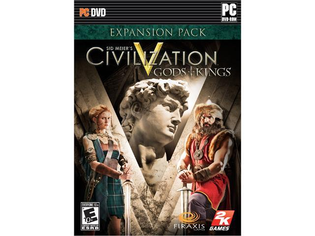 Sid Meier's Civilization V Gods and Kings [Online Game Code]