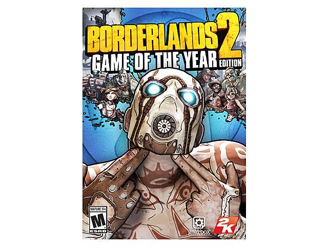 Borderlands 2 Game of the Year Edition [Online Game Code]