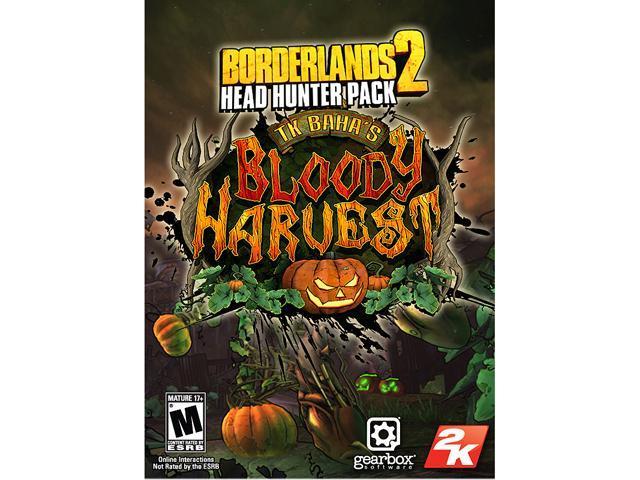 Borderlands 2: TK Baha's Bloody Harvest DLC [Online Game Code]