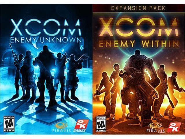 XCOM: Enemy Unknown + XCOM: Enemy Within Bundle Pack [Online Game Codes]