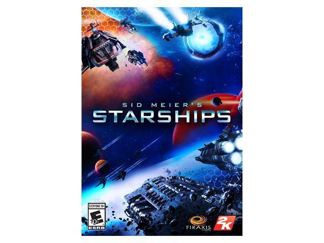 Sid Meier's Starships [Online Game Code]