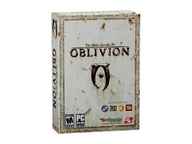 Elder Scrolls IV: Oblivion PC Game
