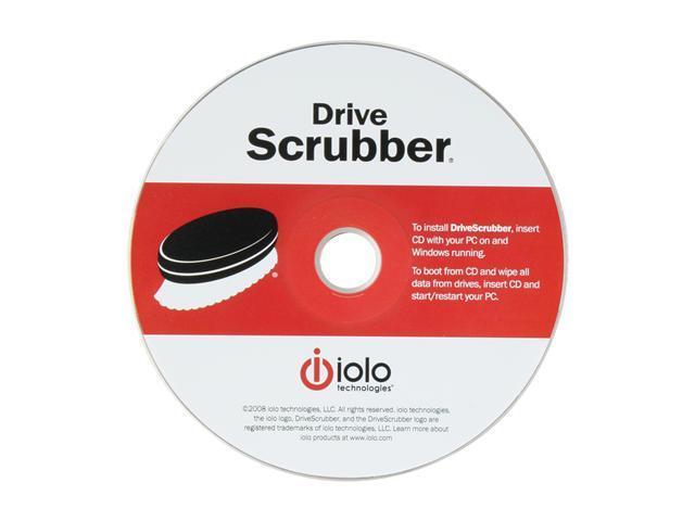 iolo DriveScrubber 08 - OEM