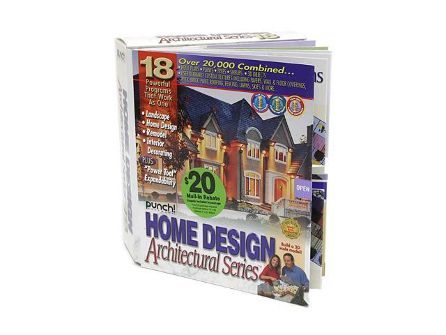punch software home design architectural series 18