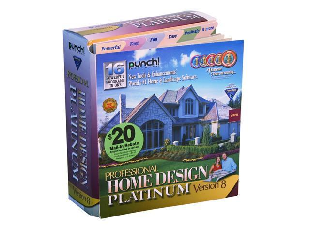Punch software professional home design platinum v8 0 software - Punch professional home design platinum version ...