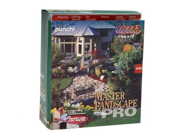 Punch Master Landscape Pro And Home Design