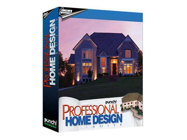 Punch Software Professional Home Design Suite Software